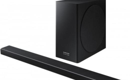 杜比全景音、DTS:X环绕音,三星发布更加智能的SoundBar