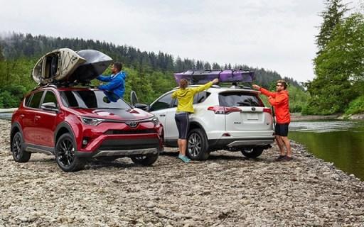 最适合现代人自驾的SUV,2018款RAV4荣放正式发布