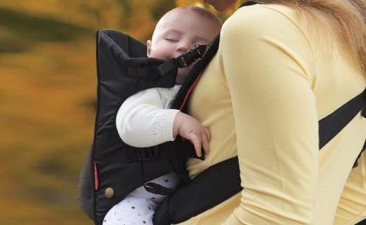 Infantino背婴带:柔软透气保护颈椎,舒适便捷背负体验