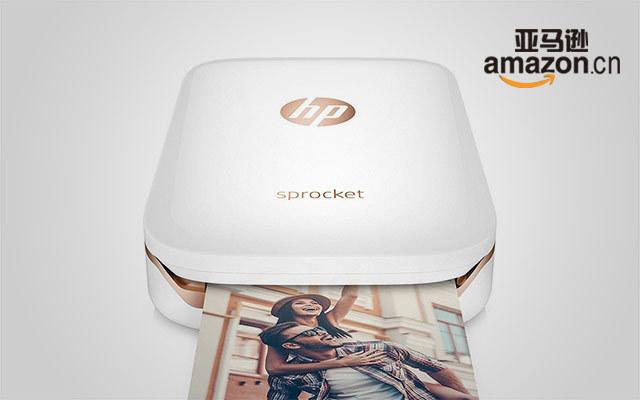 HP 惠普 小印口袋照片打印机