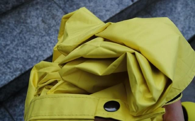 bananaunder焦下胶囊伞黄色试用报告精致女孩夏日必备