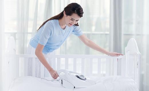 瑞卡富RP除螨儀:紫外殺菌拍打深層除塵,熱風干燥除濕床褥更柔軟