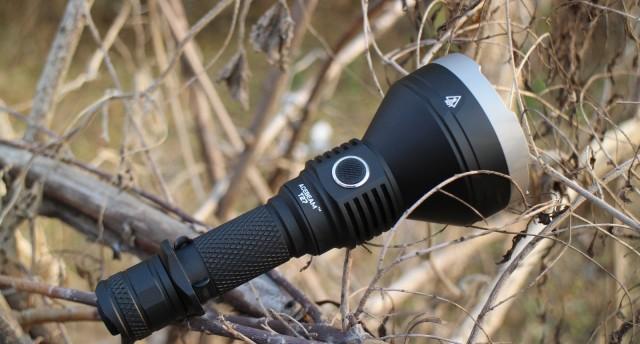 单锂远射能手——ACEBEAM  T27远射手电入手体验