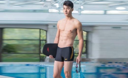 速比濤男士內褲:抗氯速干柔軟貼合,立體剪裁凸顯身材