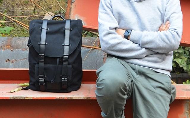 日常通勤,瑞士风情:Gaston Luga 背包