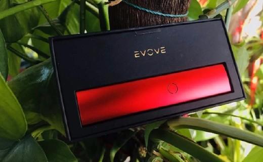 口感温和、颜值高、真替烟黑科技的EVOVE电子烟或是香烟杀手!