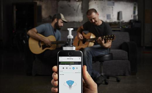 讓 iPhone 變身專業錄音棚,唱歌從沒這么爽~