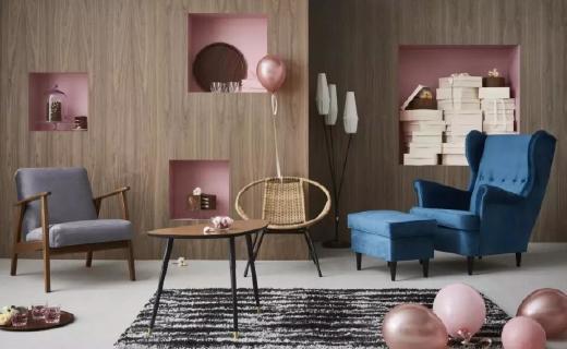 宜家復古潮范兒新品推出,誰說IKEA只有原木色?