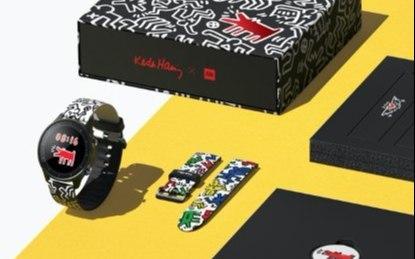 小米手表Color Keith Haring聯名版發布,售價899元
