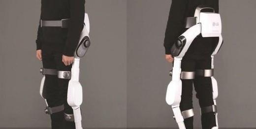 成為鋼鐵俠?LG發布可穿戴機器人!