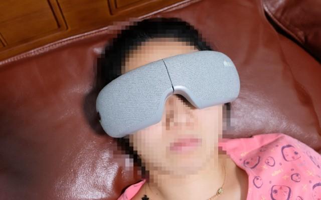 輕松做個眼部保健,摩摩達眼部按摩儀 入手體驗