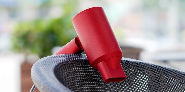 用心呵護頭發:lowra rouge 低輻射負離子吹風機體驗