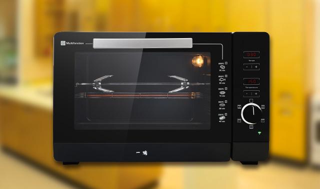 一焙  智能烤箱 首发免费试用