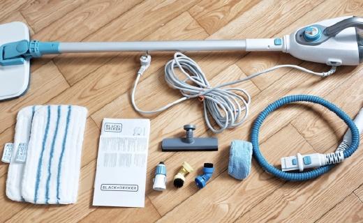清洁杀菌还能变身挂烫机,有了它,洁净家居不愁了!