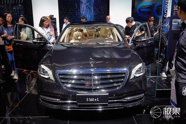 上海车展|10大壕车辆亮相,兰博基尼都只配当背景?