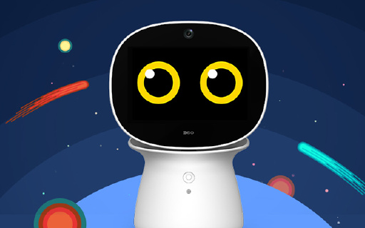 360AR儿童智能机器人,陪娃成长?#36824;?#21333;