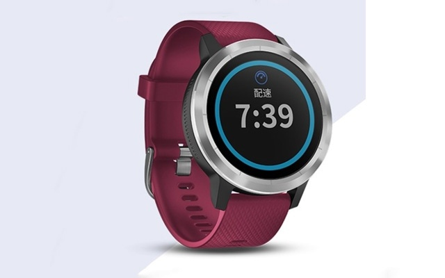 佳明vivoactive 3t 智能手表