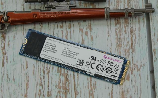 給超50萬分的電腦配個SSD|紫光P100自用評測
