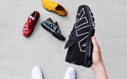 """拉风大""""Air""""Logo,耐克全掌袜子面新鞋"""