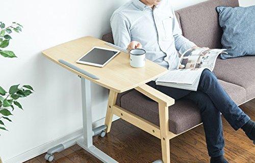 山業可升降懶人桌:適合多場所擺放,旋轉擋板調整方便