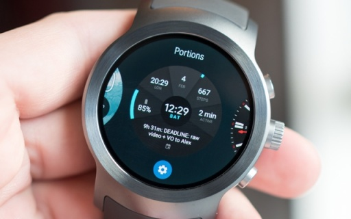 LG智能手表,全新Wear 2.0系统还支持SIM卡