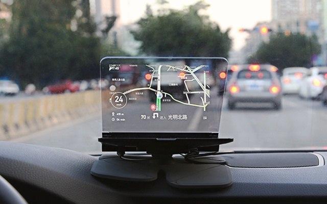 百路達車載平視顯示器