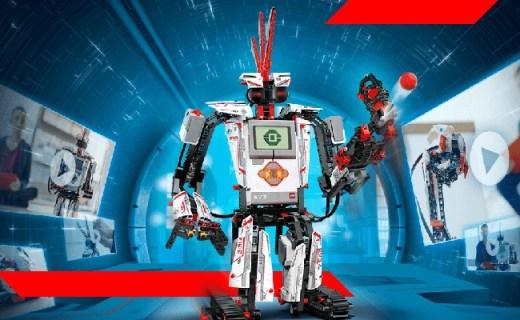 樂高MINDSTORMS EV3機器人:多模式隨你所拼,可編程更耐玩