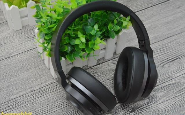时尚、轻便、可折叠---达尔优盗梦人765蓝牙耳机评测