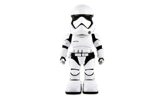 优必选第一军团冲锋队员机器人