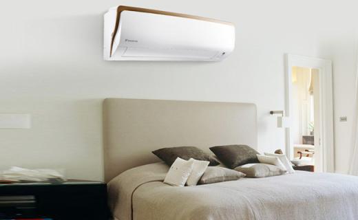 大金1.5匹變頻空調:超大功率涼爽一夏,雙層過濾網更清新