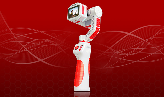 ROXOR睿派增穩攝像機 首發試用