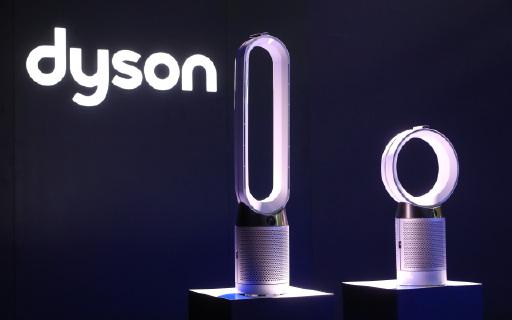 戴森發布新品空氣凈化風扇:增加LCD屏幕顯示、可與手機連接