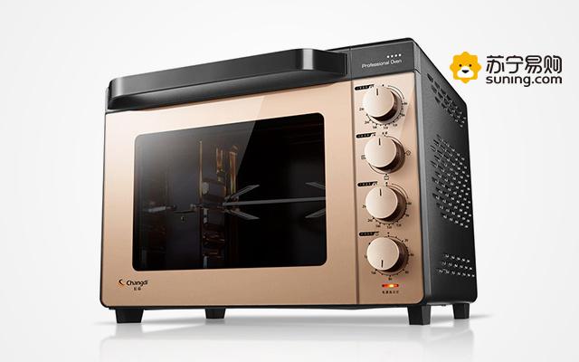 长帝 TRTF322K瓷窑烤电烤箱