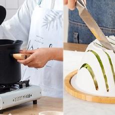Taste plus 悦味 日式沙拉碗 +汤锅 组合