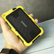 移动存储,安全第一,万博体育max下载ORICO2.5寸三防硬盘盒