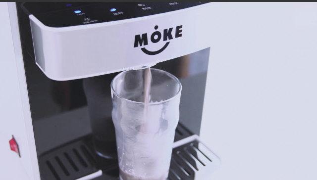 磨刻原漿機體驗:快速研磨出漿,一鍵自清洗 | 視頻