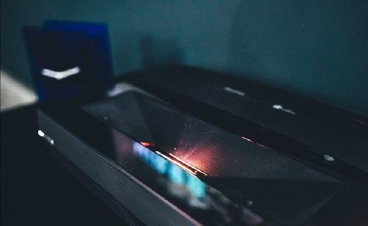 色彩飽滿的激光電視:防藍光護眼,它是提高攝影師幸福感的選擇!
