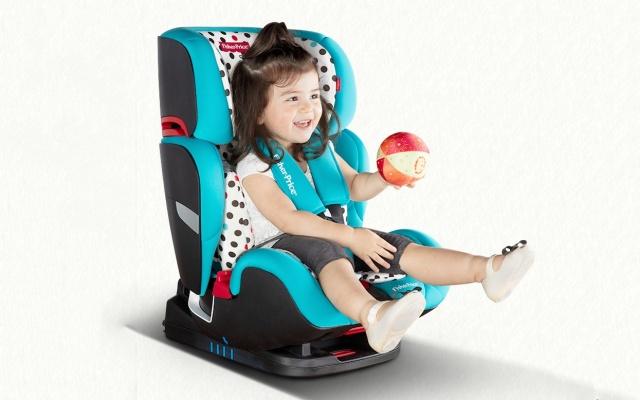 Fisher-price費雪兒童安全座椅