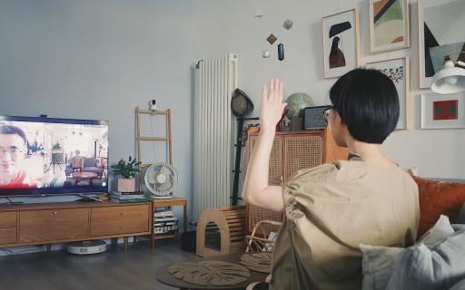 「體驗」能拍照、能K歌、能視頻,還能聽懂你的話!這款電視成精了!