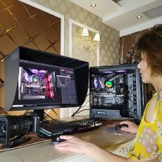只需一張原始圖片,揭秘明基 SW270C 專業攝影顯示器的奧