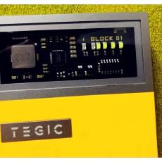 高颜值 TEGIC冰格透视移动电源  开箱