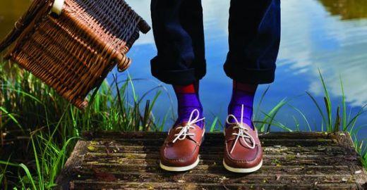 選錯襪子的你,堪比一只行走的『避孕套』