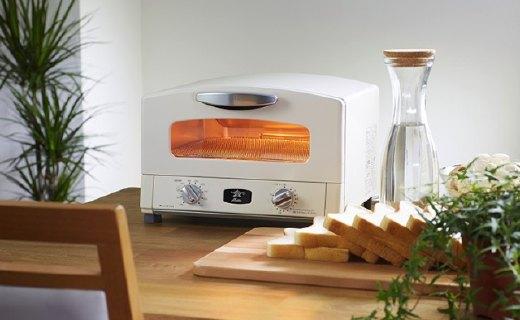 千石阿拉丁AET-G15CA电烤箱:远红外石墨加热,快速烘烤保留水分