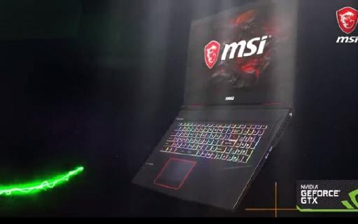 微星發布全新游戲本:除了8代i7,還有炫酷的RGB和細節升級