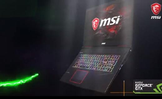 微星发布全新游戏本:除了8代i7,还有炫酷的RGB?#25302;?#33410;升级