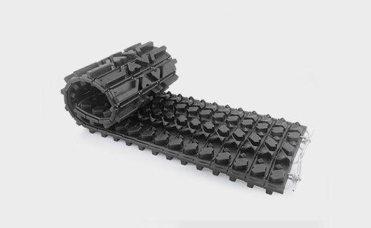 LCAV汽車救援履帶:TPR高強度材料,攜帶方便,出行無懼惡劣地形