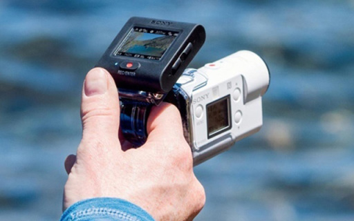 索尼FDR-X3000R運動相機:4K頻拍攝配防水殼,支持光學防抖