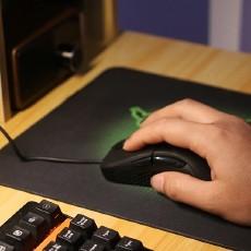 可自定义按键和RGB灯光,酷?#28210;?#23562;MM530 RGB鼠标体验