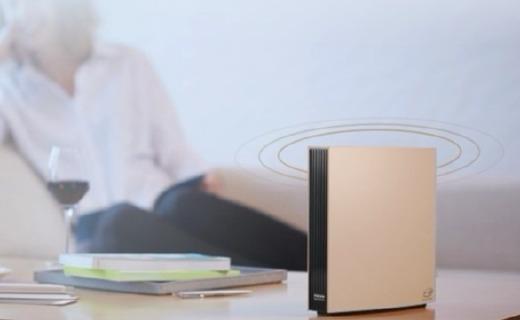 斐訊雙頻千兆無線路由器:內置PPA加速模塊,告別網絡延遲卡頓