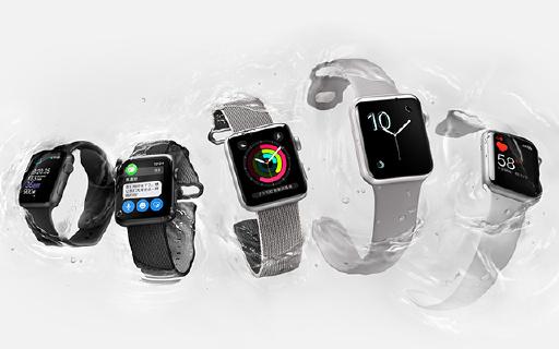 二代苹果表,50米防水自带GPS,性能加倍